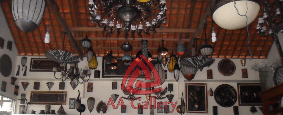 Sentra Kerajinan Tembaga dan Kerajinan AA Gallery Slide 1