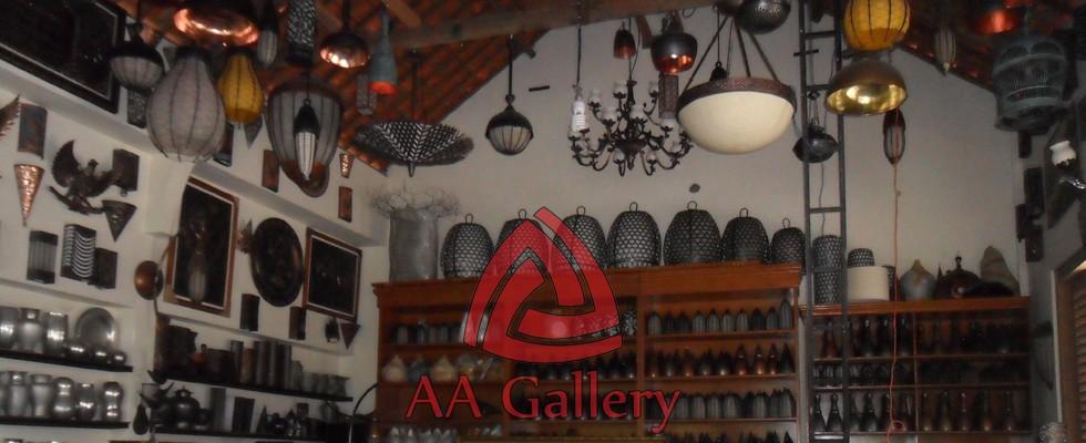 Kerajinan Tembaga dan Kuningan AA Gallery Slide 06