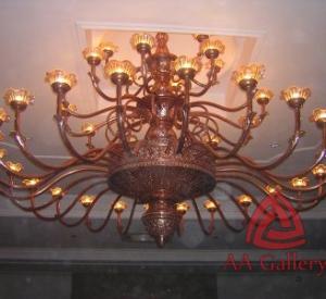 Lampu Hias Robyong